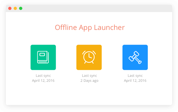 Offline App